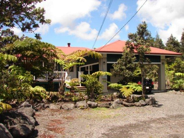 Ohia Plantation House is Your Volcano Vacation Home