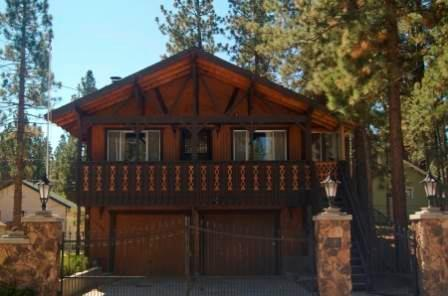 Rainbow Creek #1419 - Image 1 - Big Bear City - rentals