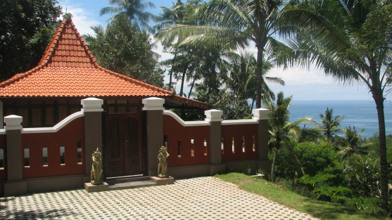 Studio 1 - Charming Javanese Villa with Seaview - Lombok - rentals