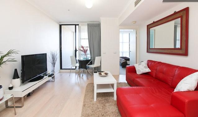 Sydney Hyde Park  Oxford St Executive Apartment - Image 1 - Sydney - rentals