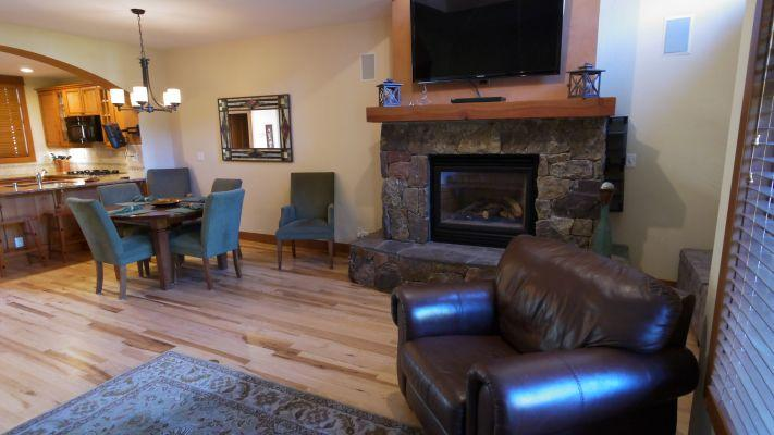 UC124C Union Creek Townhomes - West Village - Image 1 - Copper Mountain - rentals