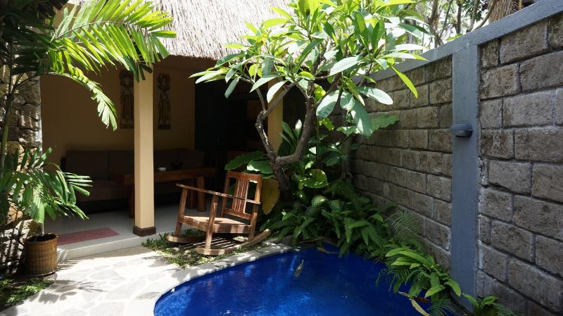 Privater Pool