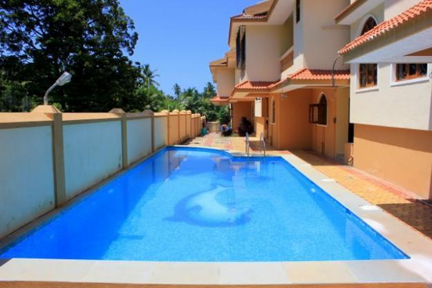 FULLY FURNISHED  AC 3 BHK  VILLA  IN GOA - Image 1 - Candolim - rentals