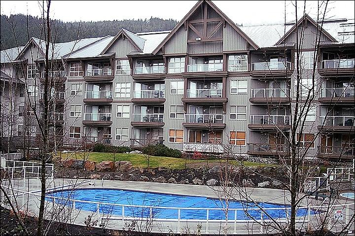 Enjoy Gorgeous Mountain Views from the Year Round Accessible Heated Outdoor Swimming Pool