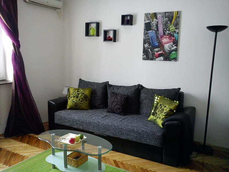 Living room - Hilandarska Apartment - Belgrade - rentals