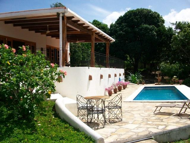 Pool & Patio - Villa Oro - NOT AVAILABLE - San Juan del Sur - rentals