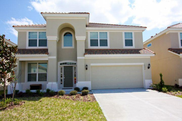 Brand new 6 bedroom 4 bath home with private south facing pool - New 6 bedroom home just 2 miles from Disneyworld - Kissimmee - rentals