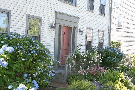 Front view of house - Classic Comfort - Nantucket, MA - Nantucket - rentals
