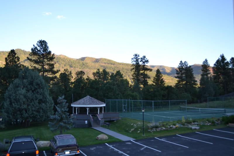 View East - Pine Acres - Durango - rentals