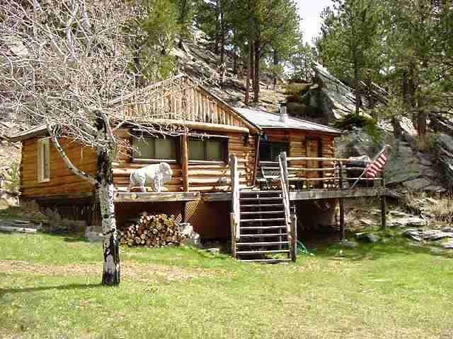 Lost Buffalo Cabin Custer SD - Lost Buffalo Cabin - Custer - rentals