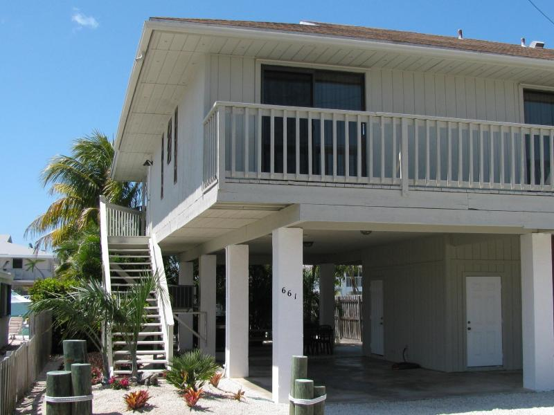 10th Street  - Waterfront- Key Colony Beach w/private Cabana Club - Key Colony Beach - rentals