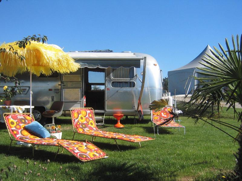 airstream for rent : THE STARSHIP