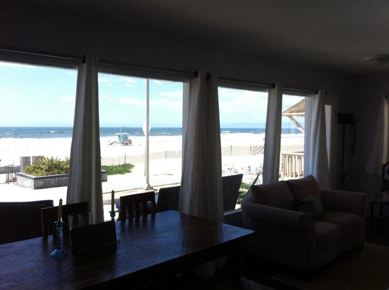 View from Living Room - Classic Strand House S Manhattan Bch - Manhattan Beach - rentals