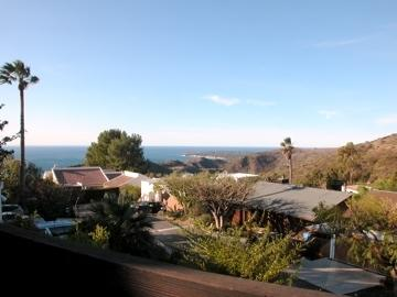 The View from the Property - Three Bedroom Ocean View Home - Malibu - rentals