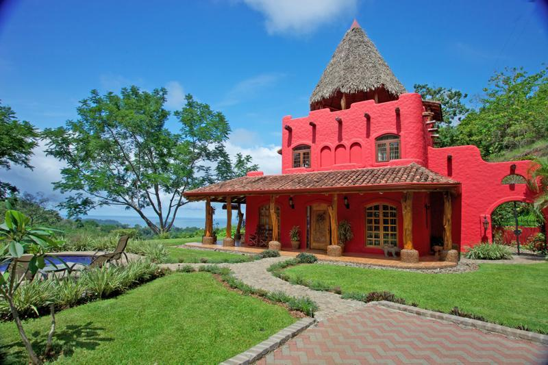 Estate Exterior - Idyllic Retreat with Breathtaking Views!! - Playa Samara - rentals