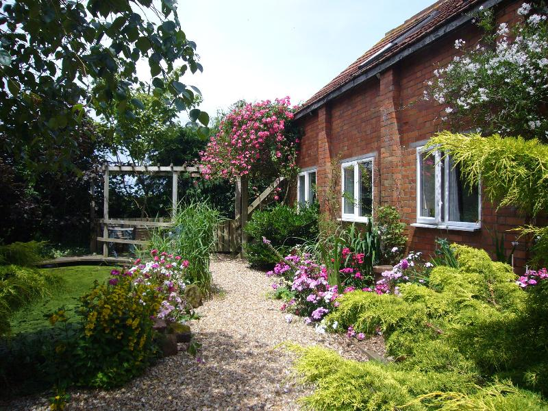 Rose Retreat - Luxury barn conversion, rural Devon, sleeping 2-6 - Devon - rentals