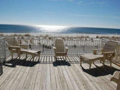 Deck - Best White Sands Around!! - Pensacola - rentals