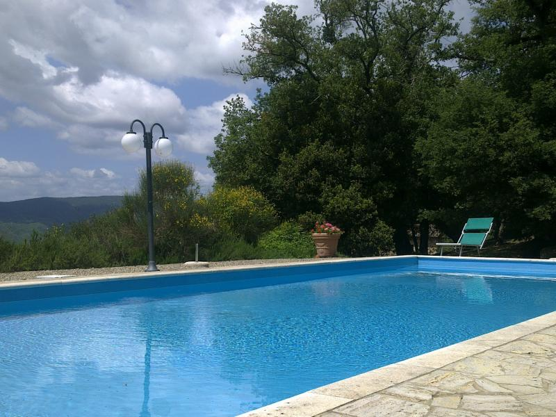 Cool Country Pool