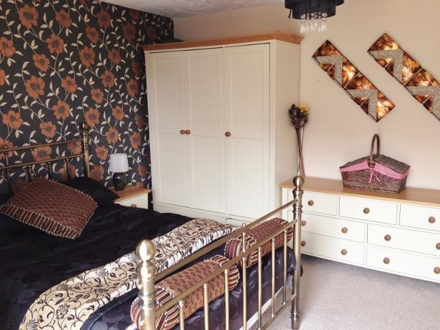 Fully furnished to a high standard - large double guest room