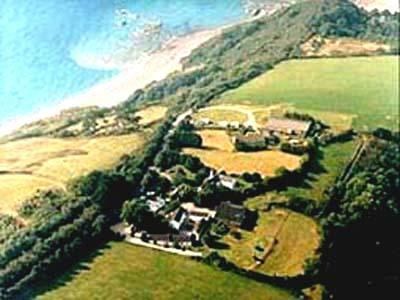aerial View of Summercourt