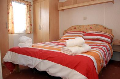 Selfcatering holiday caravan in the Lake District