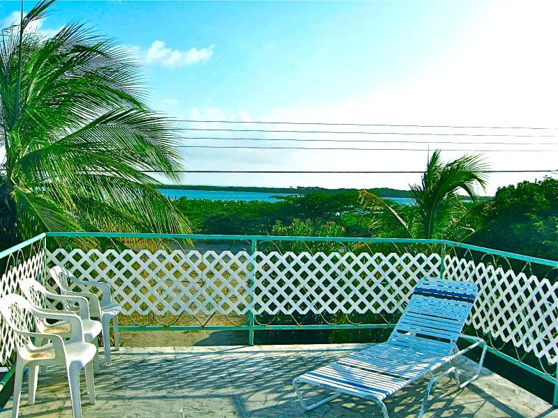 View from Ocean-View Sundeck