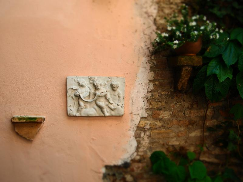 'La Casa dei Poeti' - The House of the Poets