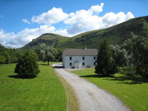 Idyllic seclusion set in 22 private acres of the Lake District National Park