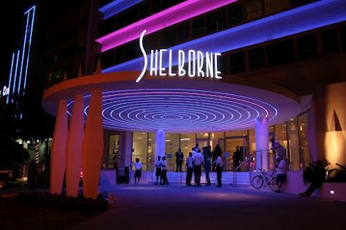 Main Entrance - Shelborne Resort at South Beach - Miami Beach - rentals