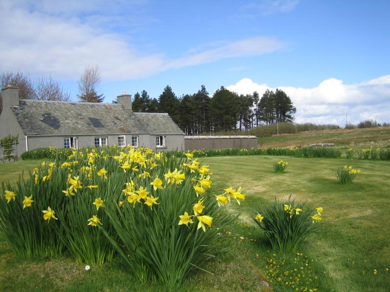 The Garden Cottage Scalpay, Skye a rural retreat