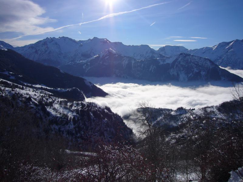 view from alpe d;huez
