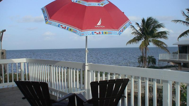 Enjoy this Breathtaking Atlantic Ocen View from your Balcony - FLORIDA KEYS- Breathtaking Sunrise Awaits You !!!! - Key Largo - rentals