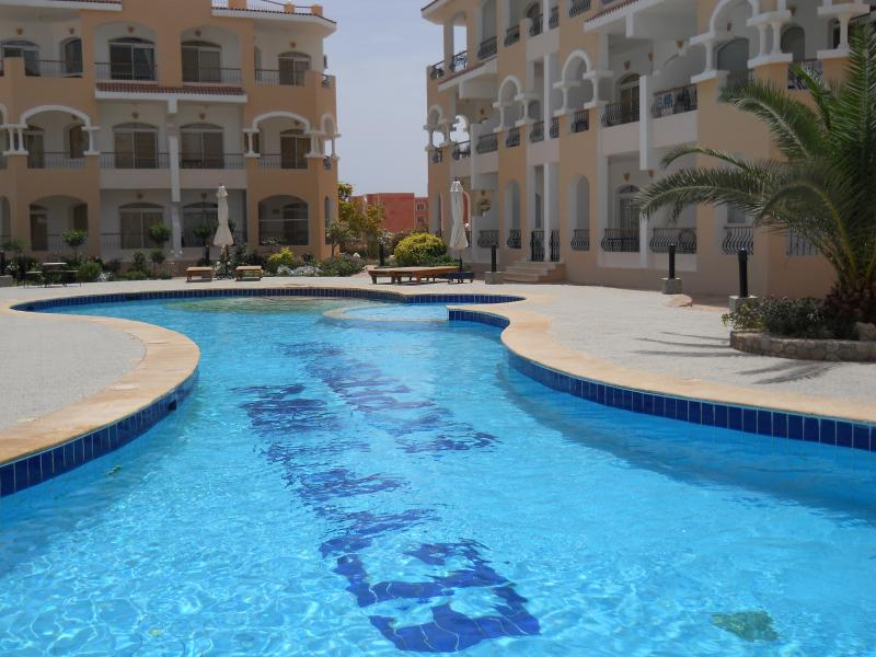one of our amazing pools waiting for you to dip into. we have 5 for your use