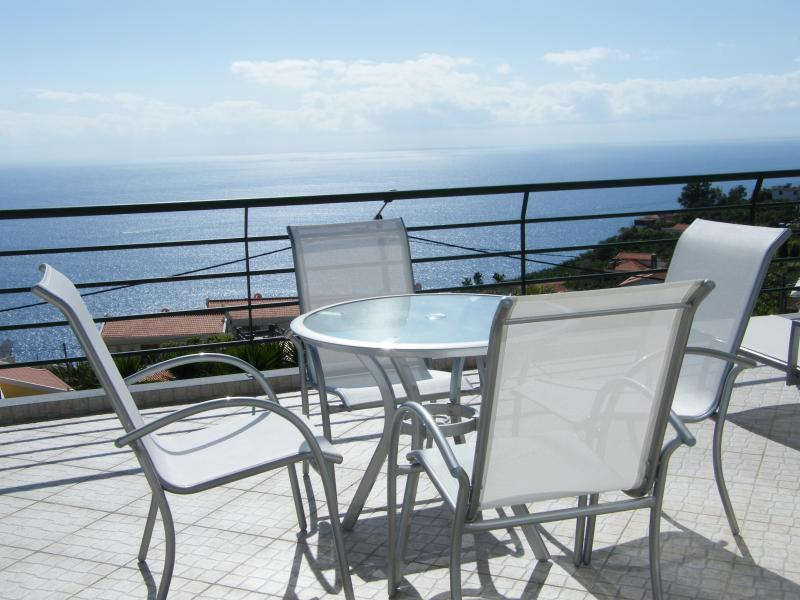 Marisol cima terrace with seaview