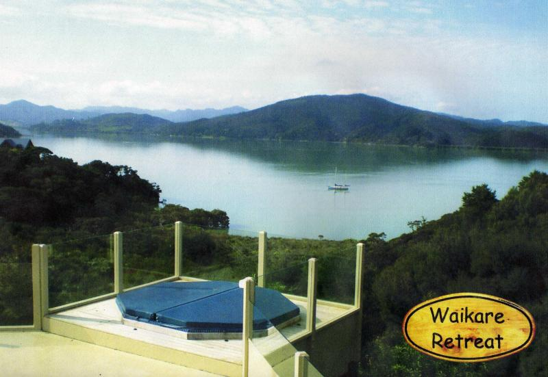 View - Waikare Retreat - Northland - rentals