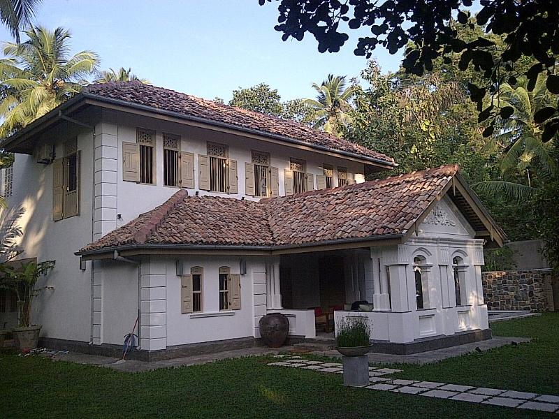 Fully renovated and modernised for modern living. Perfect base to explore the beaches and Galle Fort
