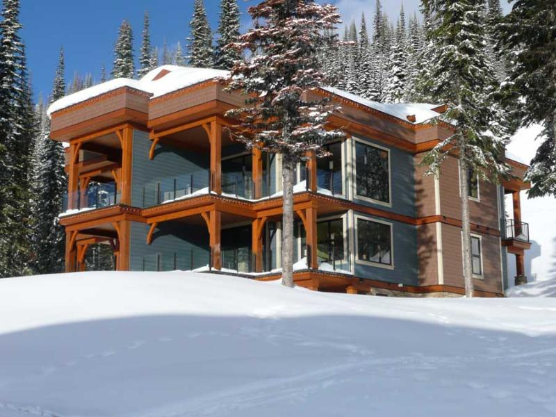 Gorgeous, luxurious timber frame duplex, exquisite detail & quality furnishings - The Jewel of Silver Star Mountain - Luxury Chalet - Silver Star Mountain - rentals