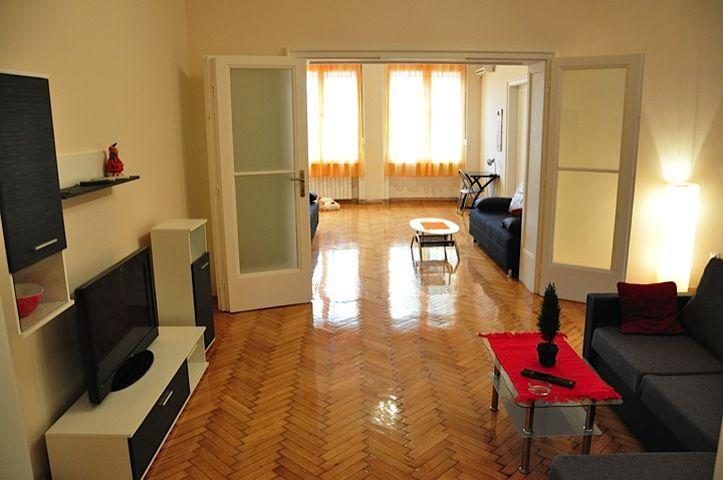 Apartment TIMES 2 Bed-Rooms, Francuska St., Center - Image 1 - Belgrade - rentals