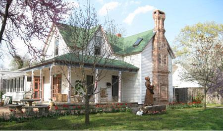 The Manor Bed and Breakfast - Image 1 - Norman - rentals