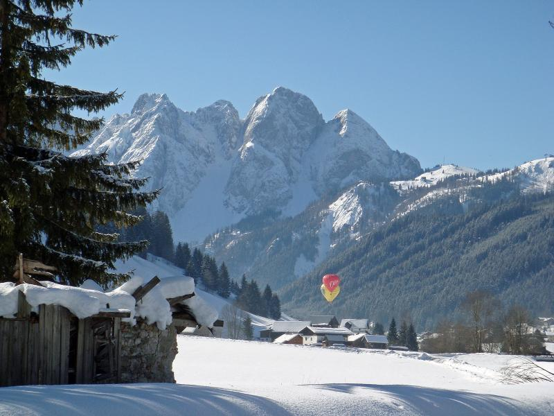 Gosau - A magical winter wonderland and all - year-round paradise.