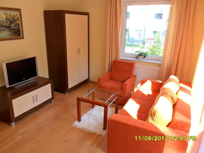 1-Bed Apt. Gdansk Piastowska St; 150m To The Beach - Image 1 - Gdansk - rentals