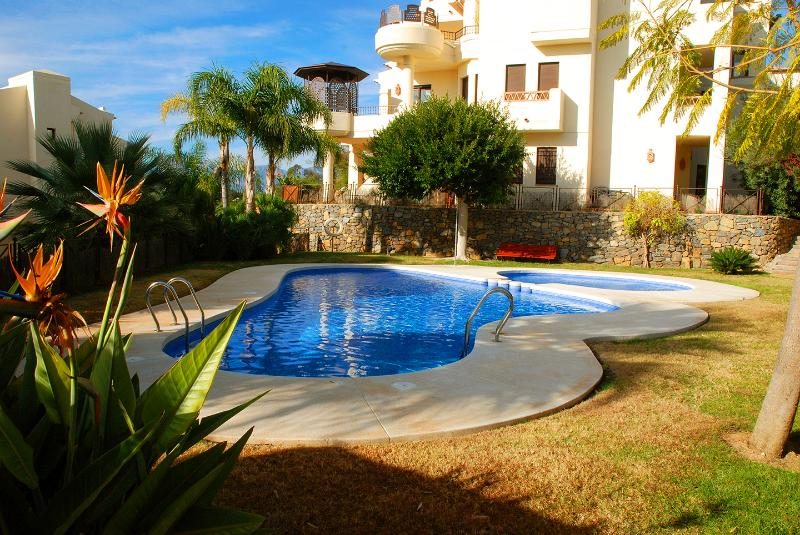 The designated pool for 'Casa Billy' at  of Villa Gadea