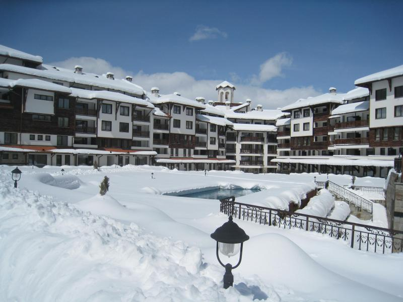Bansko Royal Towers complex