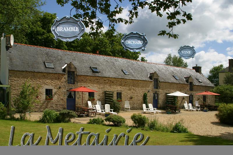 Bramble, Orchard and Vine Cottages