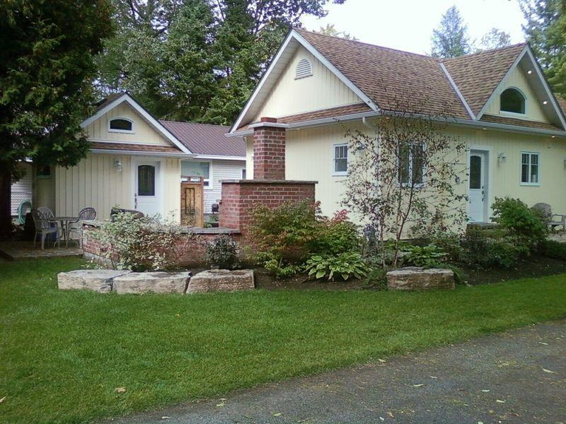 Home and Bunky - BEAUTIFUL EXECUTIVE VILLA LOCATED IN WASAGA BEACH - Wasaga Beach - rentals