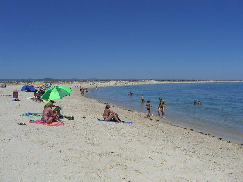 Armona Beach, spectacular, clean, unspoilt and uncrowded even in height of summer