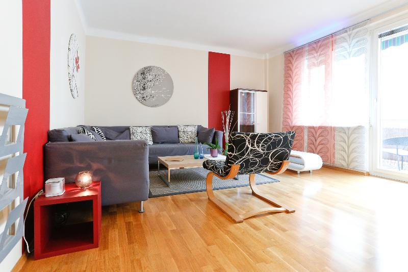 Modern flat in the heart of Vienna