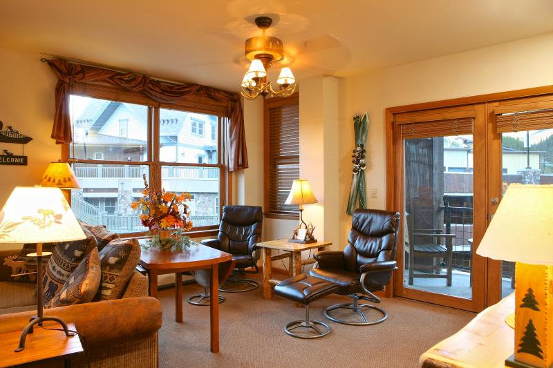 Zephyr Mountain Lodge 1300 - Image 1 - Winter Park - rentals