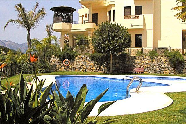 Set in lush tropical grounds, enjoy the pool with children's area