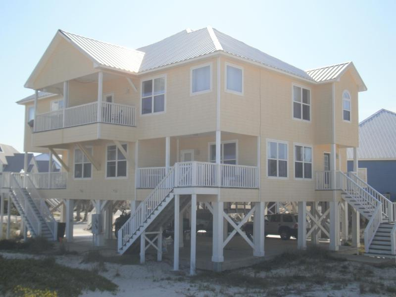 1509 Sandy Lane - 5 Bedroom Beach Home - Gulf Shores - rentals